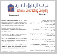 Technical Contracting Company